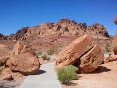 Fallen Rocks