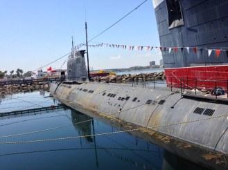 It's a Submarine.