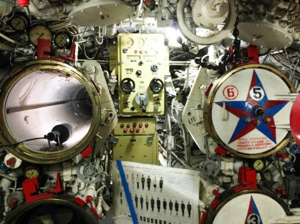 Forward Torpedos