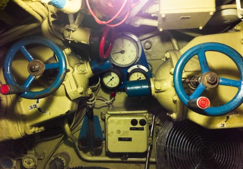 Valves and Dials