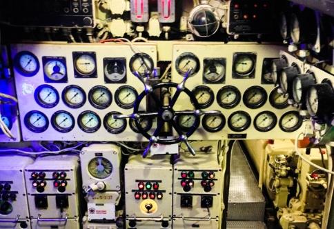Dials. Dials Everywhere!