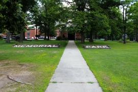 Memorial Park, Crandon WI