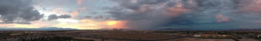 Vegas Valley Panorama
