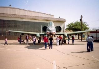 A-10 -- Sheppard AFB, TX Air Show 1991