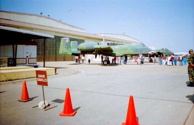 A-10 -- Sheppard AFB, TX Air Show, 1991
