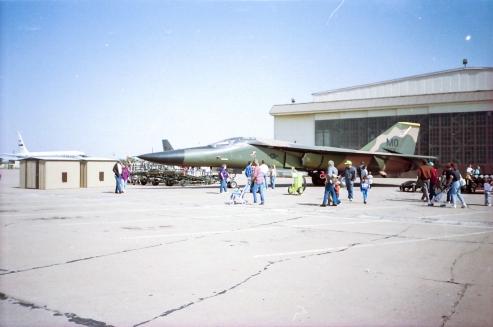 F-111 -- Sheppard AFB, TX Air Show, 1991