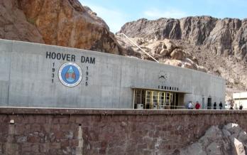 Dam Entrance