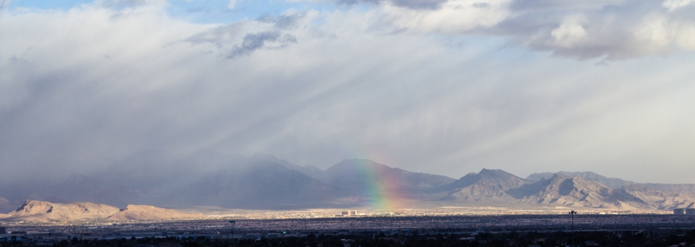 The Rainbow Ends at Red Rock Casino