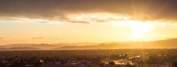 McCullough Range Sunrise
