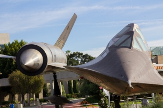 A12 : The Predecessor to the SR71 Blackbird