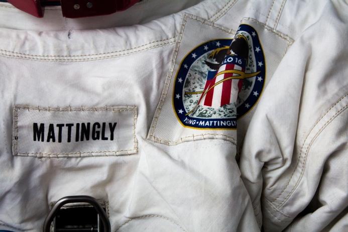 Apollo Space Suit Patches