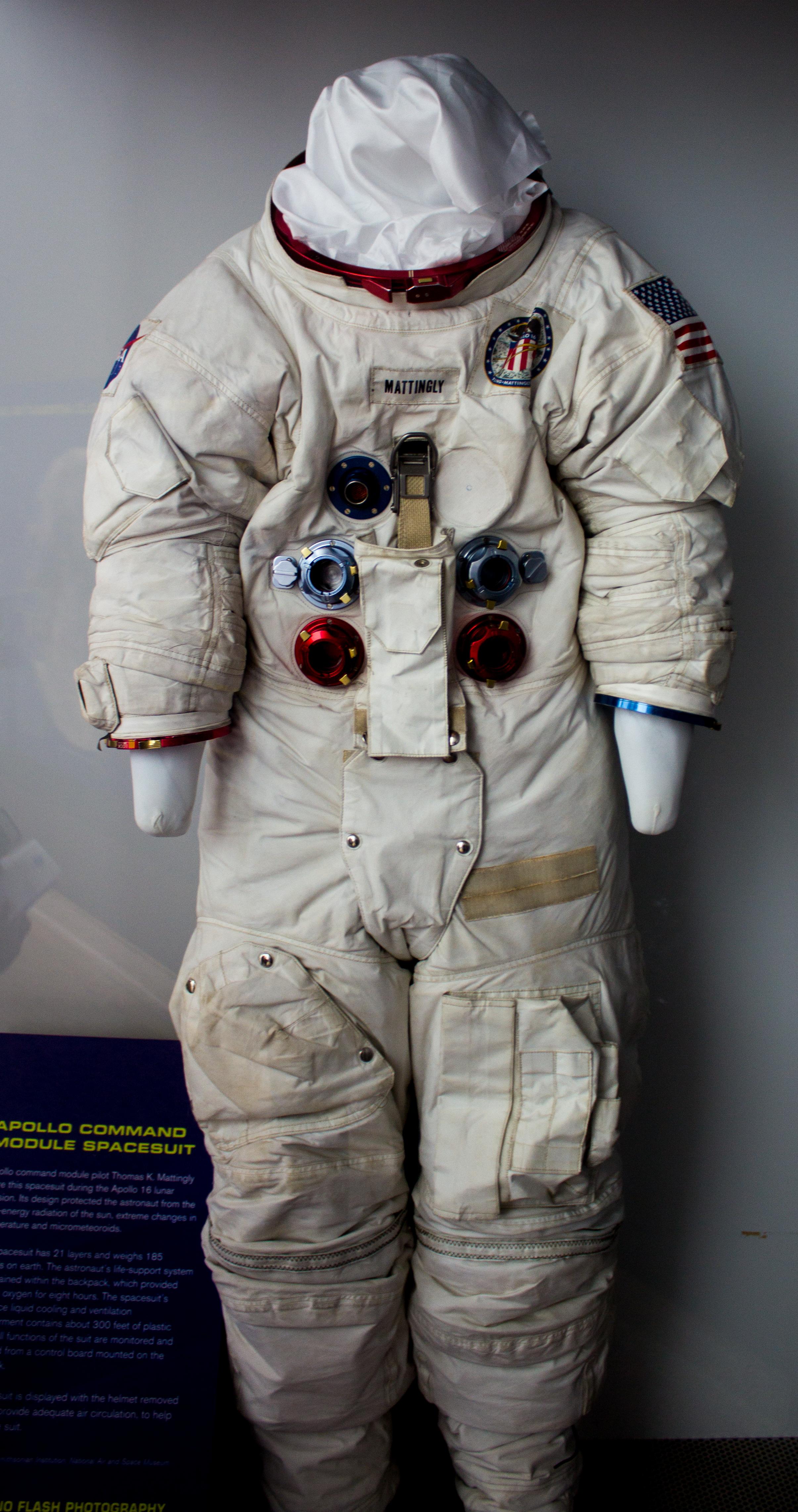the apollo space suit - photo #34