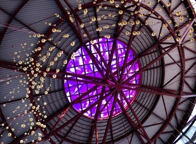 California Science Center Atrium Celling