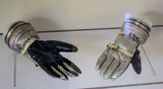 Mercury Gloves