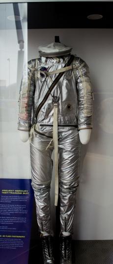 Mercury Space Suit