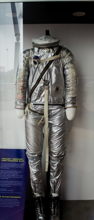 Mercury Space Suit