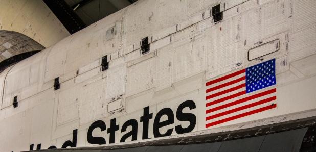 Space Shuttle Endeavour Fuselage
