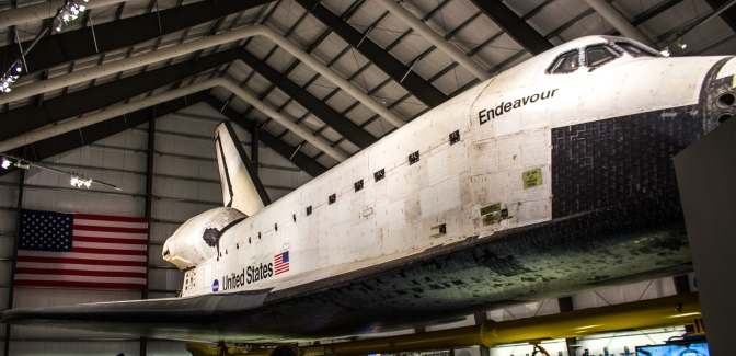 Space Shuttle Endeavour2