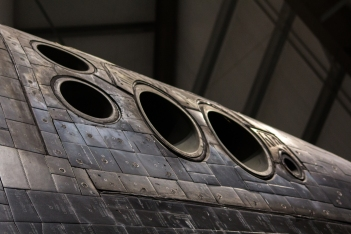 Space Shuttle Nose RCS