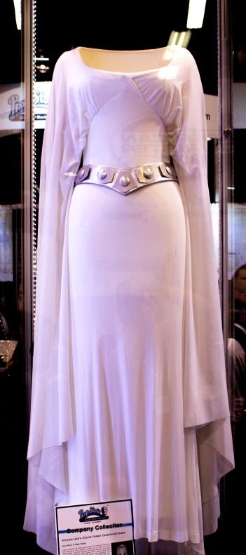 Princess Leia's Dress from A New Hope