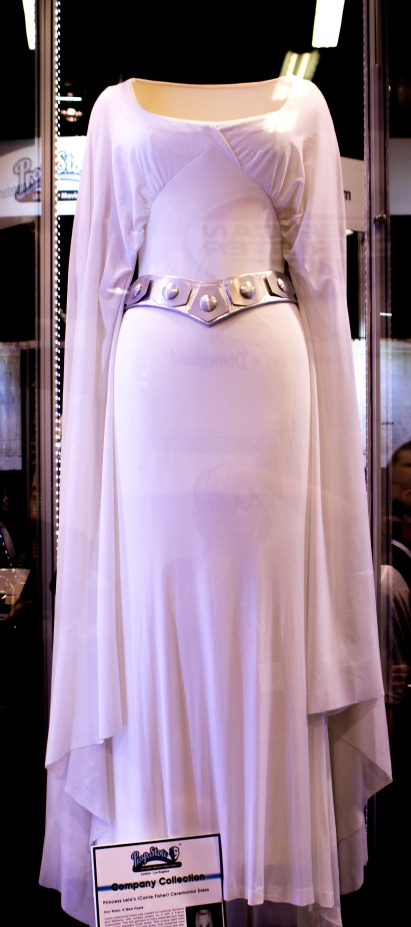Princess Leia's Dress from A New Hope