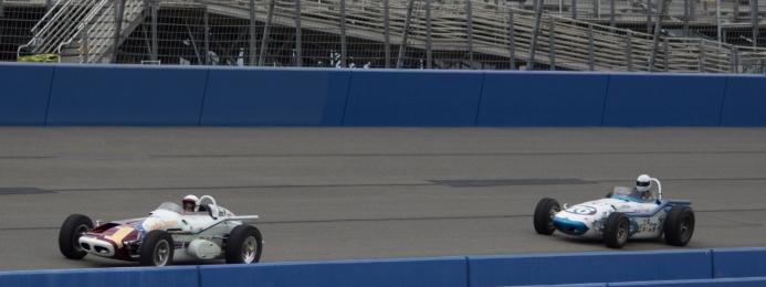 Mid-Century Indycars