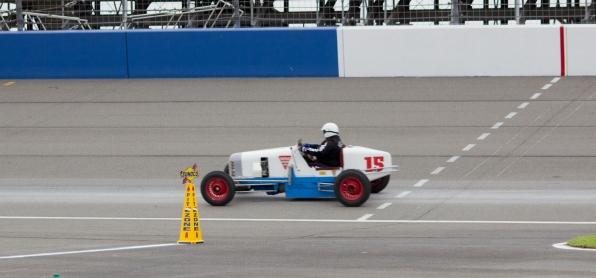 Old School Indycar