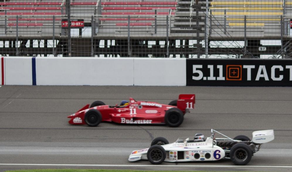 Vintage Indycars