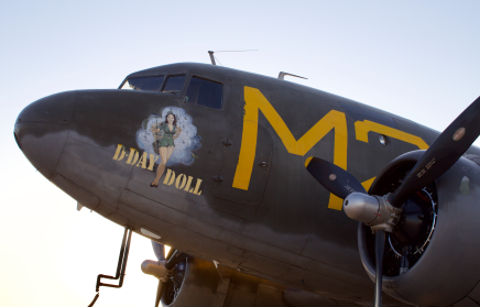 C47 D-Day Doll Nose