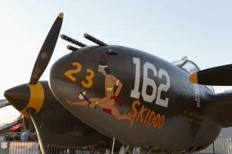 P38 Lightning Nose