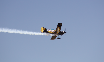 Pitts S-1-11B Flyby